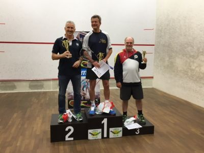 Brian MacDougall hungry for success, seeded 2nd last, finishes runner-up at the Hungarian Masters.